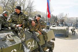 Freno a la ofensiva de Kiev