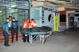 Un noruego de 23 años muere al caer desde un cuarto piso en un edificio de Punta Ballena