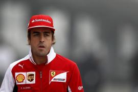 Alonso: «No vamos a mejorar un segundo por la marcha de Domenicali»