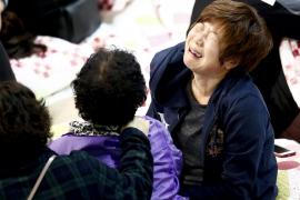 Corea del Sur agota las esperanzas de encontrar supervivientes del naufragio