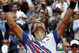 Ferrer: «Ha sido una larga espera para ganar a Rafa»