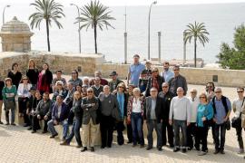 Paseo literario al aire libre por Sant Jordi
