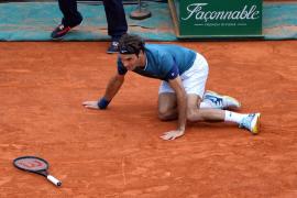 Wawrinka remonta a Federer y gana Montecarlo, su primer Masters 1.000