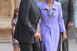 La Familia Real en la Seu