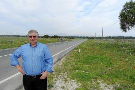 El Ajuntament de Santa Margalida propone tres nuevas vías entre Can Picafort y Son Real para «integrarlos»