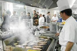 La siniestralidad laboral baja un 14 % en Balears en los tres últimos años