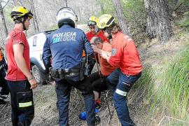 Nuevo rescate en Andratx