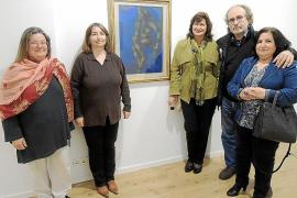 Espai d'Art 32 celebra su segundo aniversario con una exposición de obras de Juli Ramis