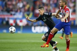 El Atlético choca con el Chelsea camino de una 'final' en Londres (0-0)
