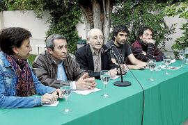 PALMA LOCAL PRESENTACION LIBRO ELS TENTACLES DE LES TENEBRES EN CAN