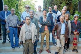 Pere Ferrer y Almudena Grandes, dos de los autores más vendidos en Sant Jordi