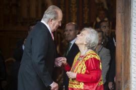El Rey entrega el Premio Cervantes a la mexicana Elena Poniatowska