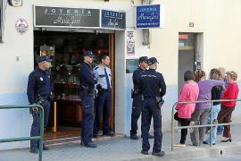 Los ladrones del Coll se llevaron un botín de más de un millón de euros