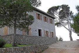 El albergue de Muleta (Sóller), uno de los preferidos en Semana Santa.