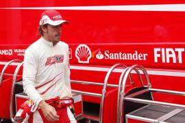 Alonso: «Red  Bull y McLaren están muy, muy lejos»