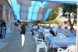 La III Mostra de Cuina deleitó a los visitantes con deliciosos platos.