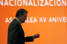 Rajoy y Mas se evitan pese a participar en el mismo acto empresarial en Barcelona