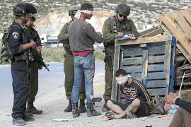 Israel suspende las negociaciones de paz con los palestinos
