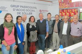Sóller crea un economato social para mejorar la entrega de alimentos a las familias necesitadas
