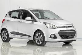 El nuevo Hyundai i10, éxito de ventas en Europa