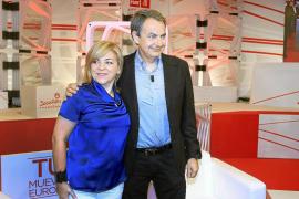 El PSOE reivindica en la precampaña al Zapatero de las políticas sociales
