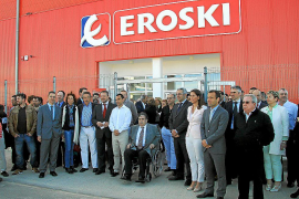 Eroski inaugura en Mercapalma