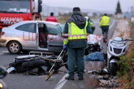 Detenido el conductor fugado tras arrollar a dos motoristas, uno de los cuales ha fallecido