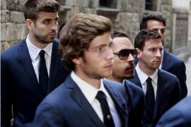 Funeral por Tito Vilanova en Barcelona