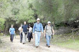 La propiedad de es Fangar quiere recuperar los terrenos forestales que cedió al pueblo