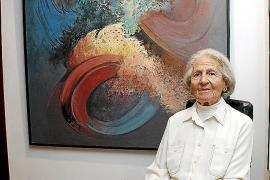 María Luisa Magraner: «Cada cuadro es un experimento único»