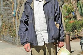 Una turista confunde a Richard Gere con un mendigo