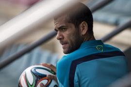 Alves: «Hay mucho racismo en España,  en algunas cosas están muy atrasados»