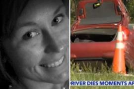 Una joven fallece en accidente tras hacerse un selfie mientras conducía