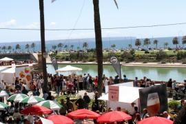 La feria 'Beer Palma' permitirá degustar más de cien tipos de cerveza en el Parc de la Mar