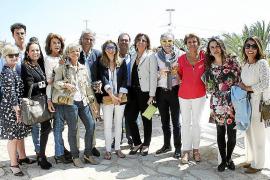 Inauguración restaurante Sí Es Baluard