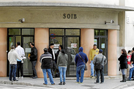 Balears tiene 51.000 hogares con todos sus miembros en paro