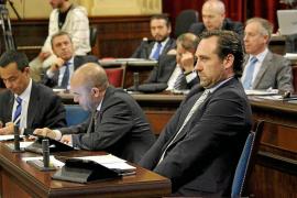 Bauzá presenta su alegato final y queda a merced del TSJIB