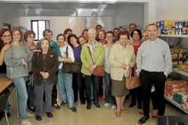 Càritas abre en Palma otro centro de alimentos para un centenar de familias