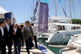 El Salón Náutico de Palma abre sus puertas con clara vocación internacional
