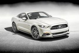 Ford Mustang 2015 'Edición Limitada  50 Aniversario'