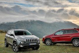 Nueva gama de Jeep Cherokee