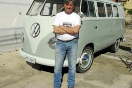 José Albero, un orgulloso propietario