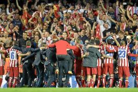 El Atlético engrandece su historia