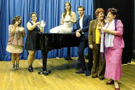 La ópera 'La boda de Susanna', una «comedia musical», debuta en Peguera