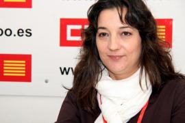La fiscalía actúa contra Katiana Vicens por participar en un piquete en 2012