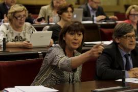 Armengol asegura que el dictamen del Consultiu refleja que la orden del TIL es una chapuza