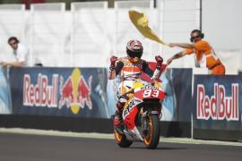 El insaciable  Márquez busca nuevos retos en Jerez