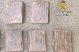La Guardia Civil interviene cinco kilos de cocaína en el Port de Palma