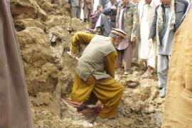 Más de 2.000 muertos por un corrimiento de tierra en Afganistán