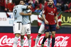Nolito asesta un duro golpe al Osasuna